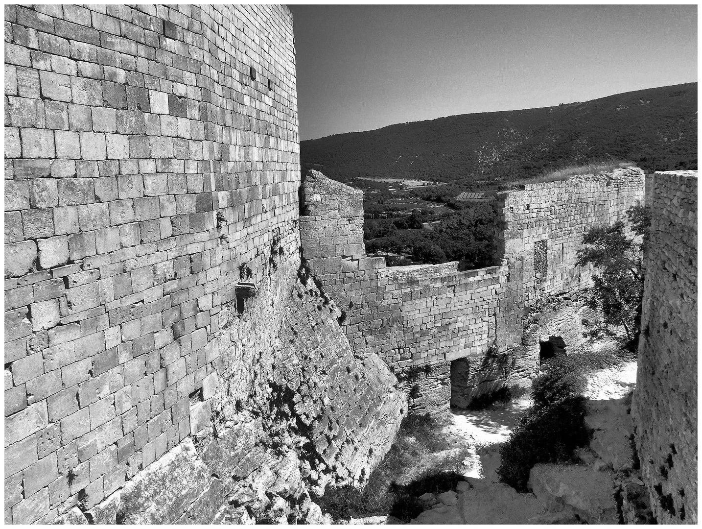 Effet de ruines