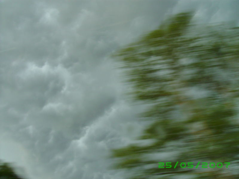 effet du vent .