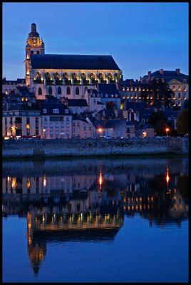 effet miroir sur la Loire