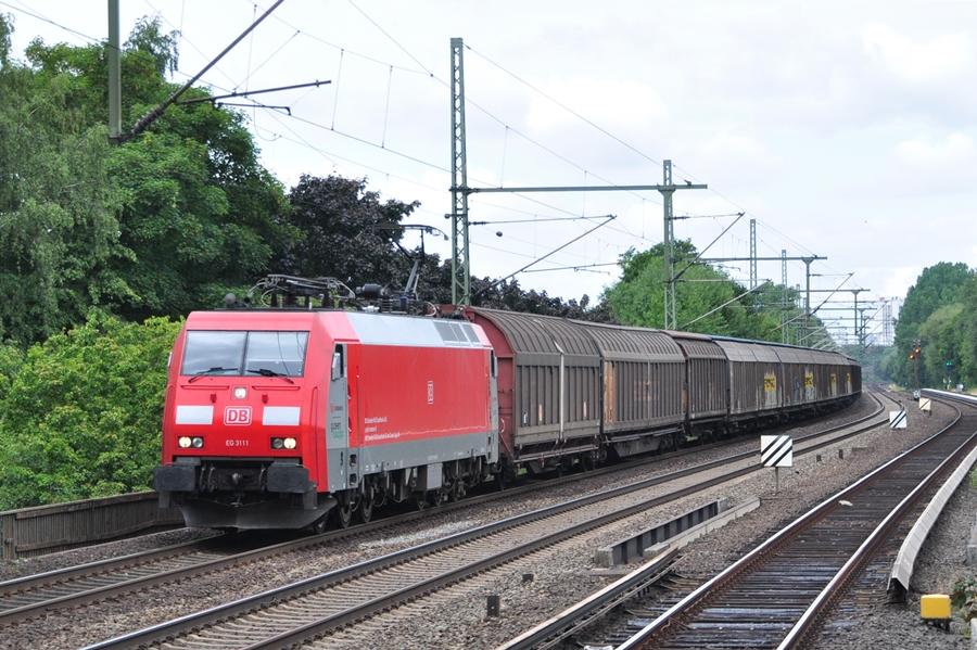EG31 zwischen Pinneberg und Hamburg