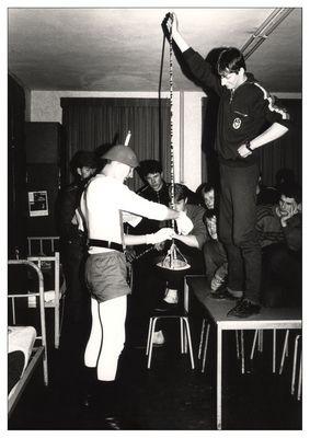 Eggesin, NVA, DDR, Herbst 1988 //