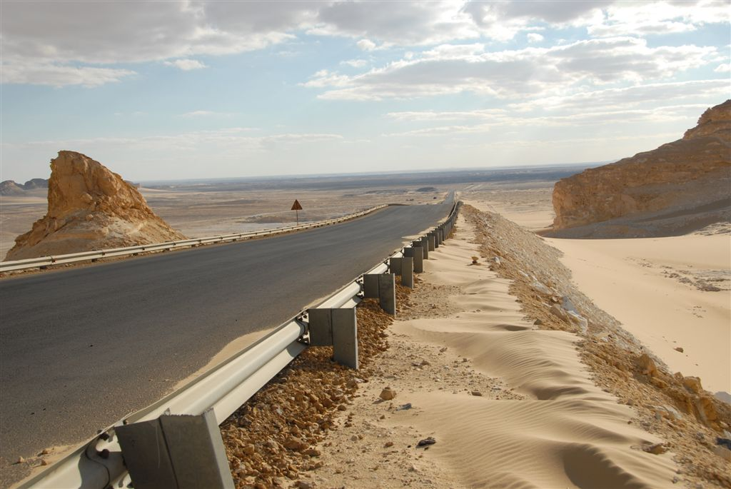 Egitto - Deserto
