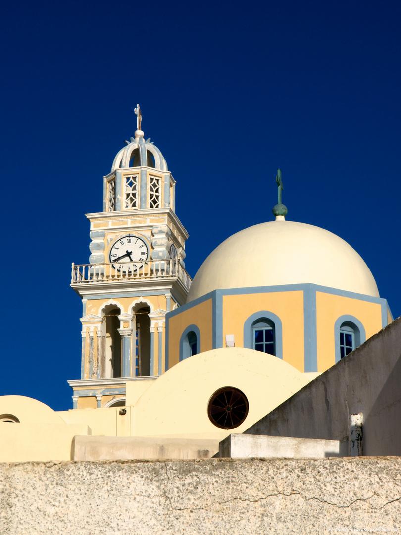 Eglise à Fira