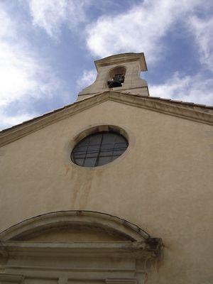 Eglise à Valréas