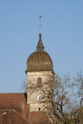 Eglise comtoise