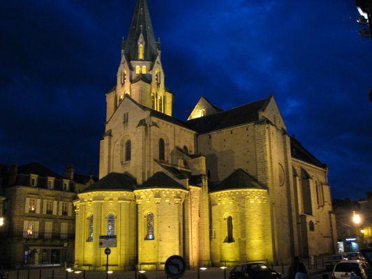 Eglise de Brive la Gaillarde