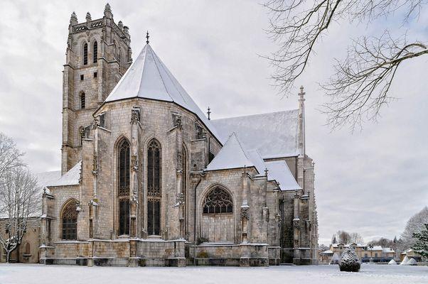 Eglise de Brou - 01