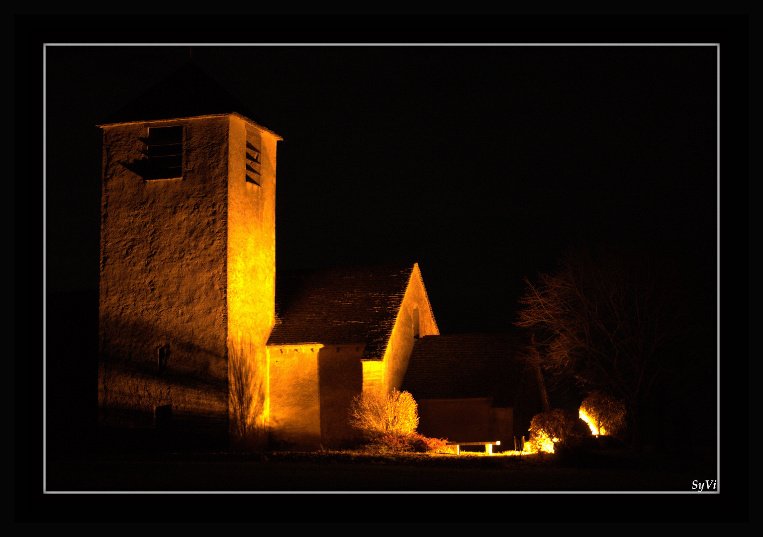 Eglise de Chassignelles 12eme Siecle