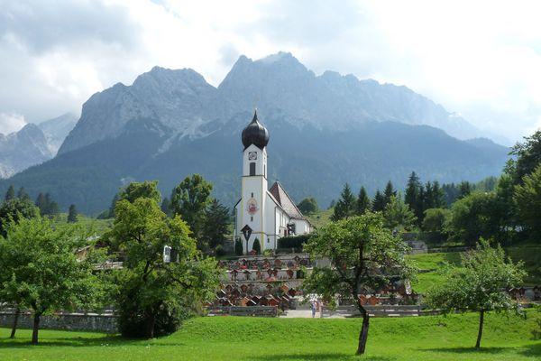 Eglise de Grainau -  Bavière