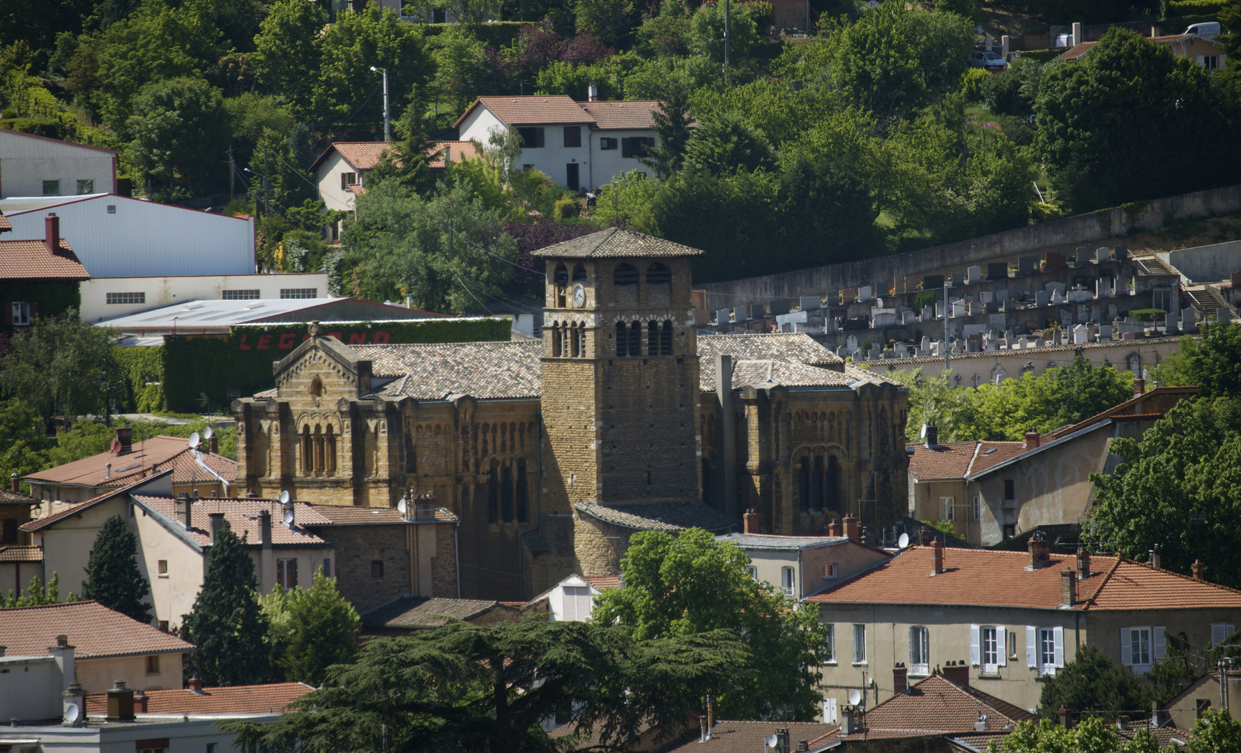 Eglise de la Madone