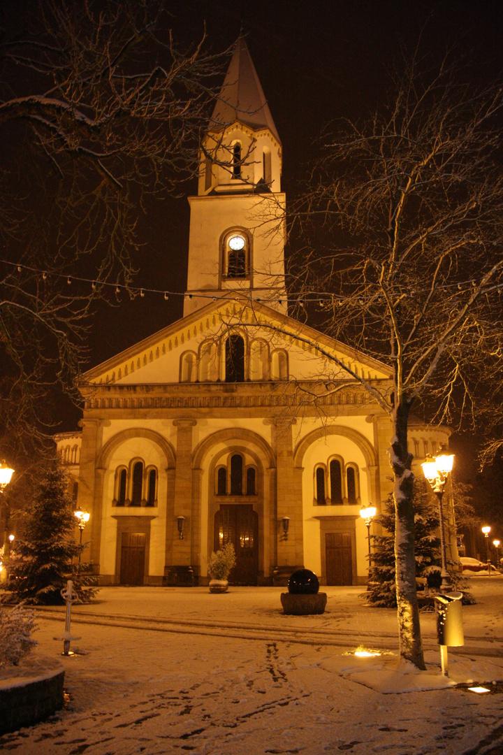 Eglise de la ville d'Ettelbruck