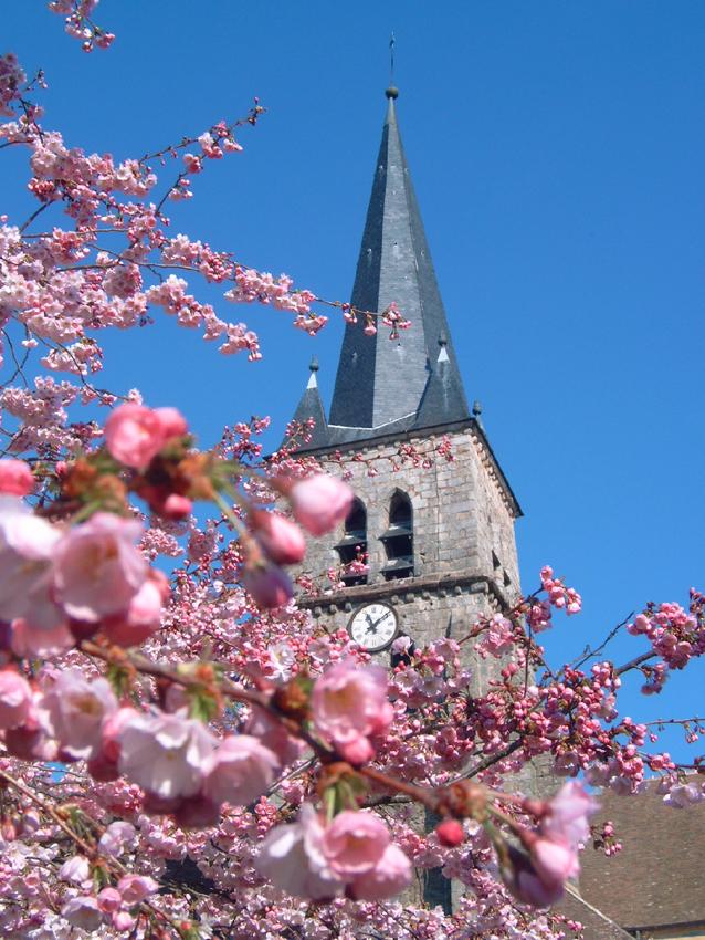 Eglise de Marles en Brie