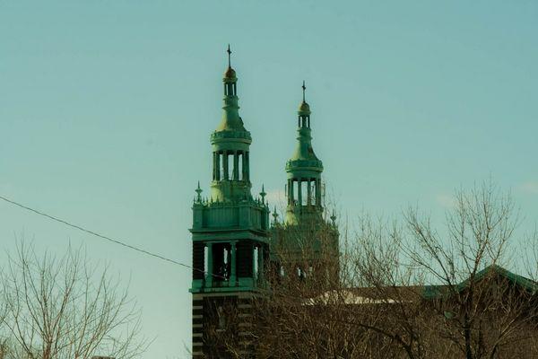 église de mon cartier