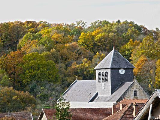 Eglise de mon village