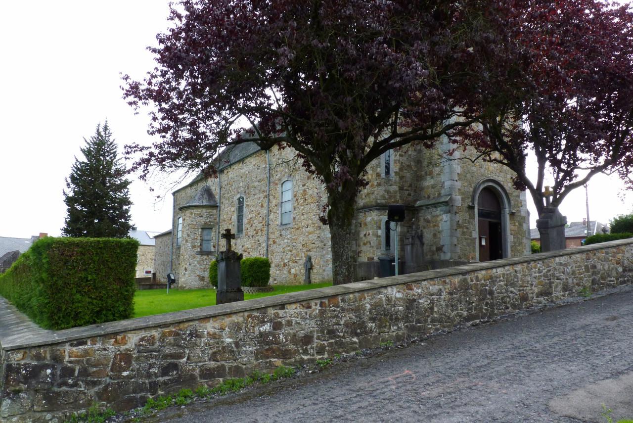 Eglise de Mormont