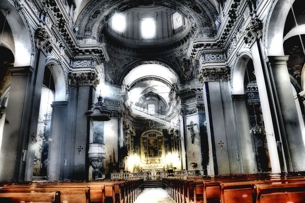 église de Nice