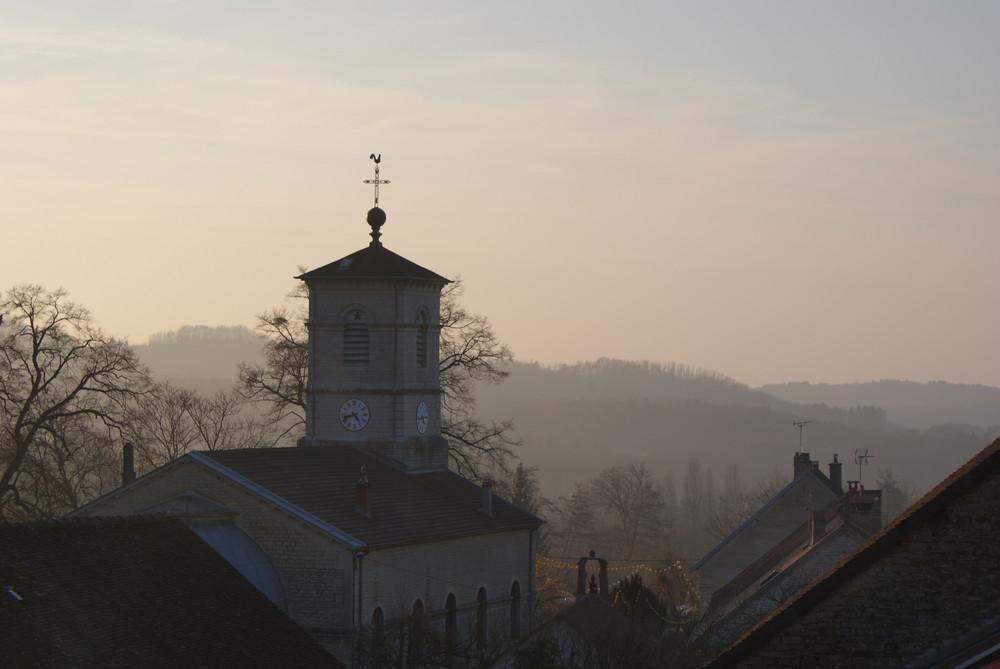 Eglise de Passenans