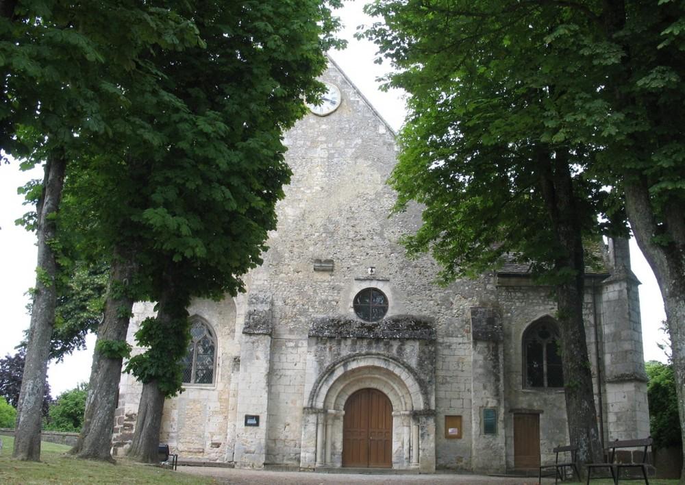 église de Rémalard