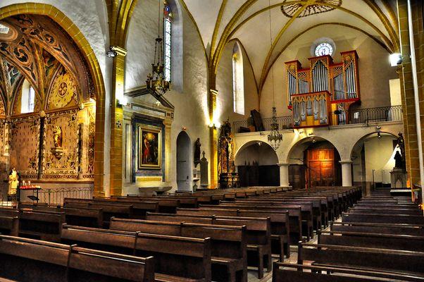 Eglise de Roquebrune sur Argens