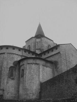 Eglise de St Savin
