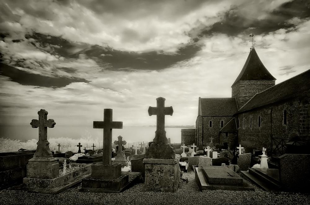 ~ Eglise de Varengeville-sur-Mer ~