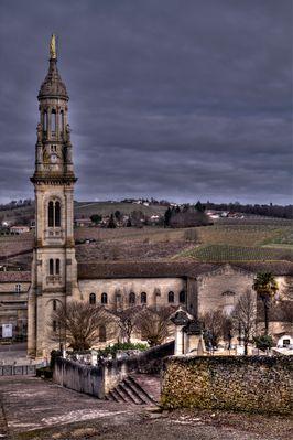 Eglise de Verdelais