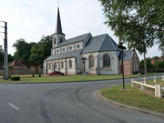 Eglise de Vieil-Hesdin