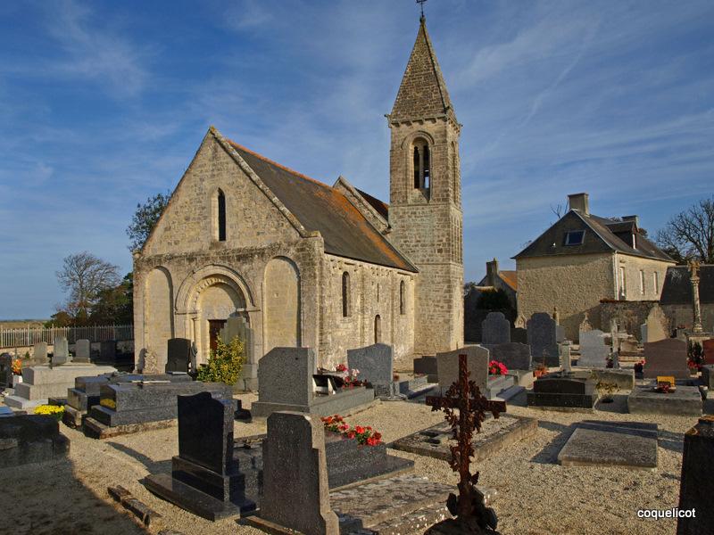 église d'Huppain
