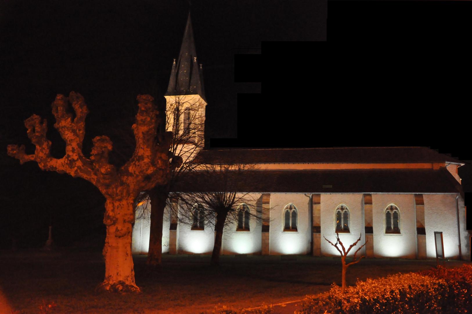 église d'ychoux (40)