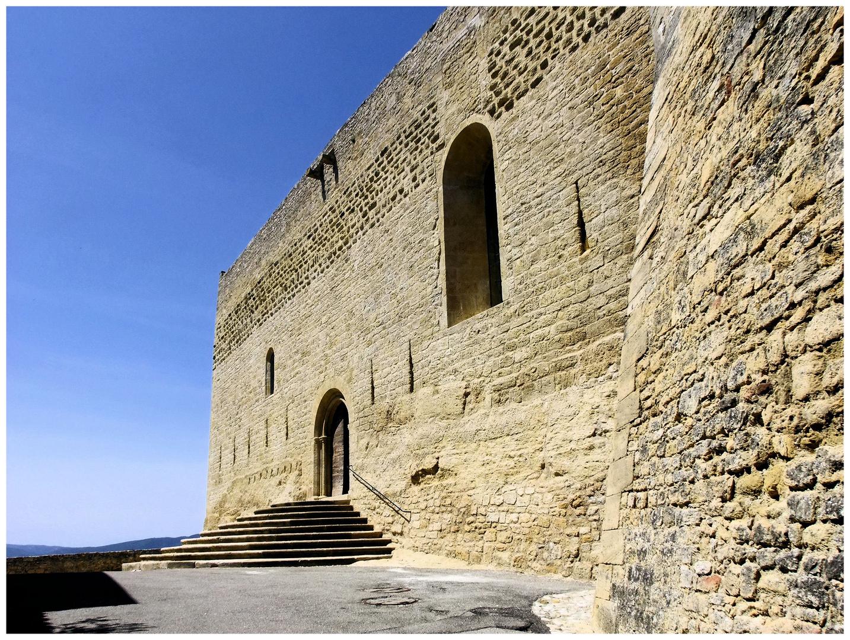 Eglise fortifiée, Ansouis