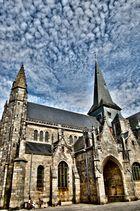 église guérande hdr