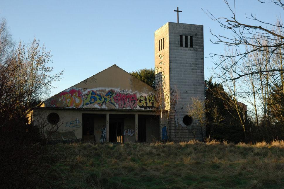 église / kerk