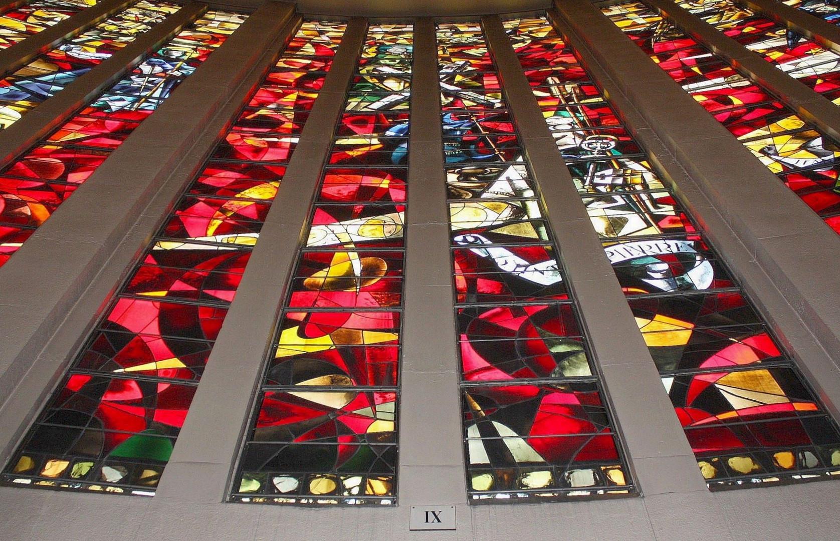 Eglise moderne d'Yvetot Haute- Normandie