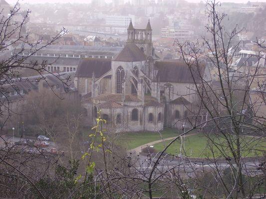 Eglise Montierneuf Poitiers