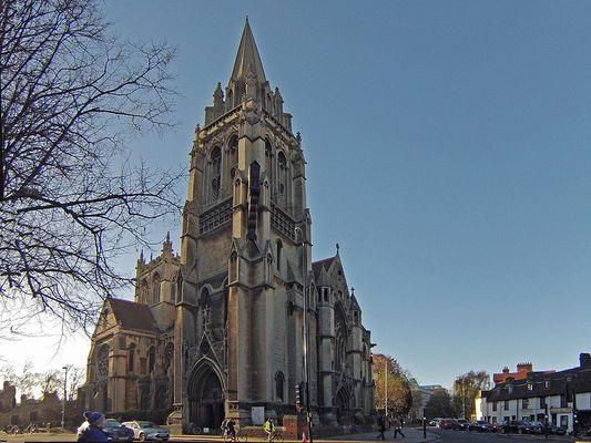 Eglise Notre-Dame des Martyrs Anglais  --  Cambridge  --  Kirche Unsere Dame der Englischen Märtyrer