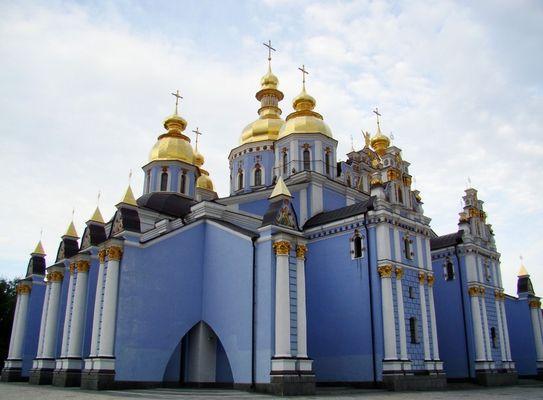 eglise orthodoxe, Ukraine