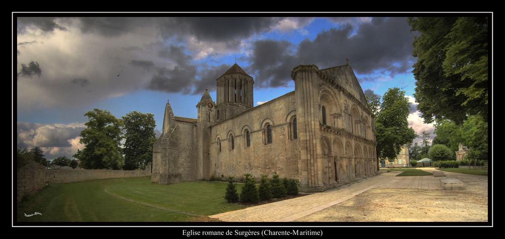 Eglise romane de Surgères (17)