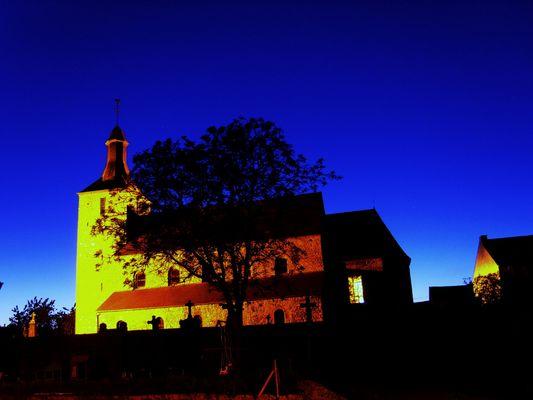 Eglise Romane (Tohogne)