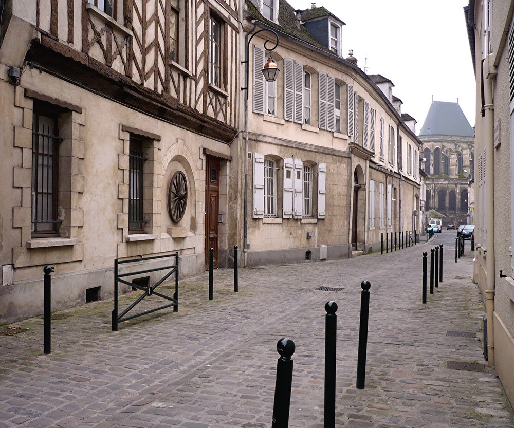 Eglise Saint Antoine à Compiègne
