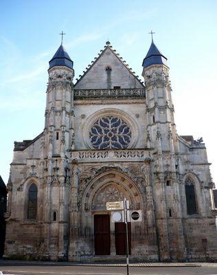 Eglise Saint-Antoine à Compiègne