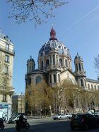 Eglise Saint Augustin à Paris