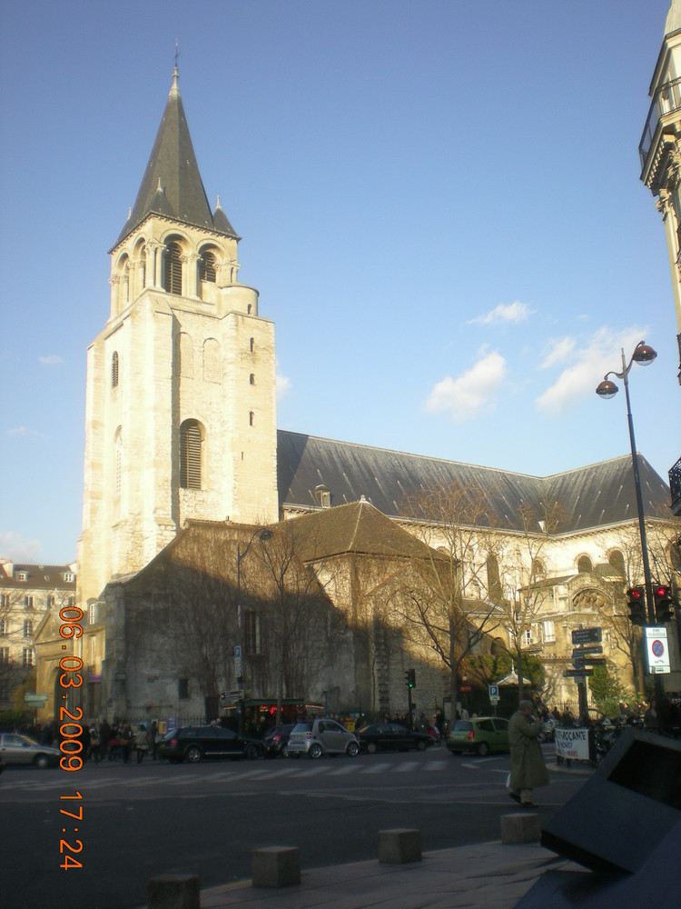 Eglise Saint-Germain des Prés