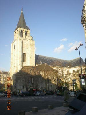 Eglise Saint-Germain des Prés