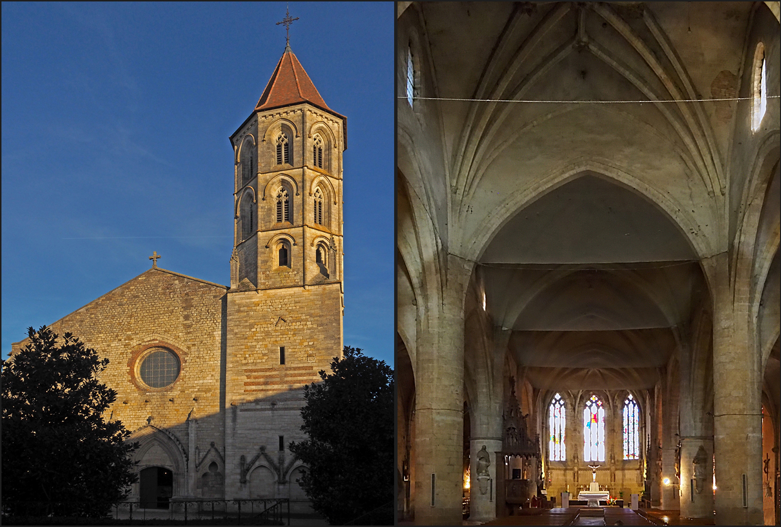Eglise Saint-Laurent de Fleurance...