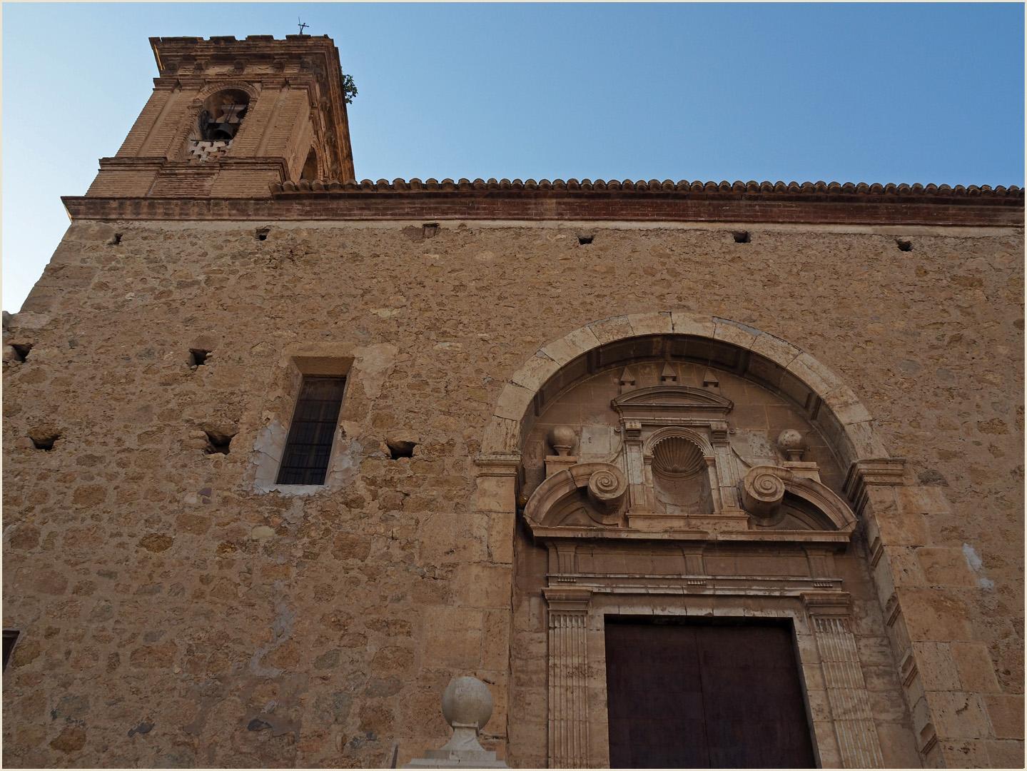 Eglise Saint-Martin  --  Segorbe