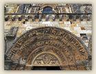Eglise Saint-Nicolas de Civray (XIIème siècle) - Le portail