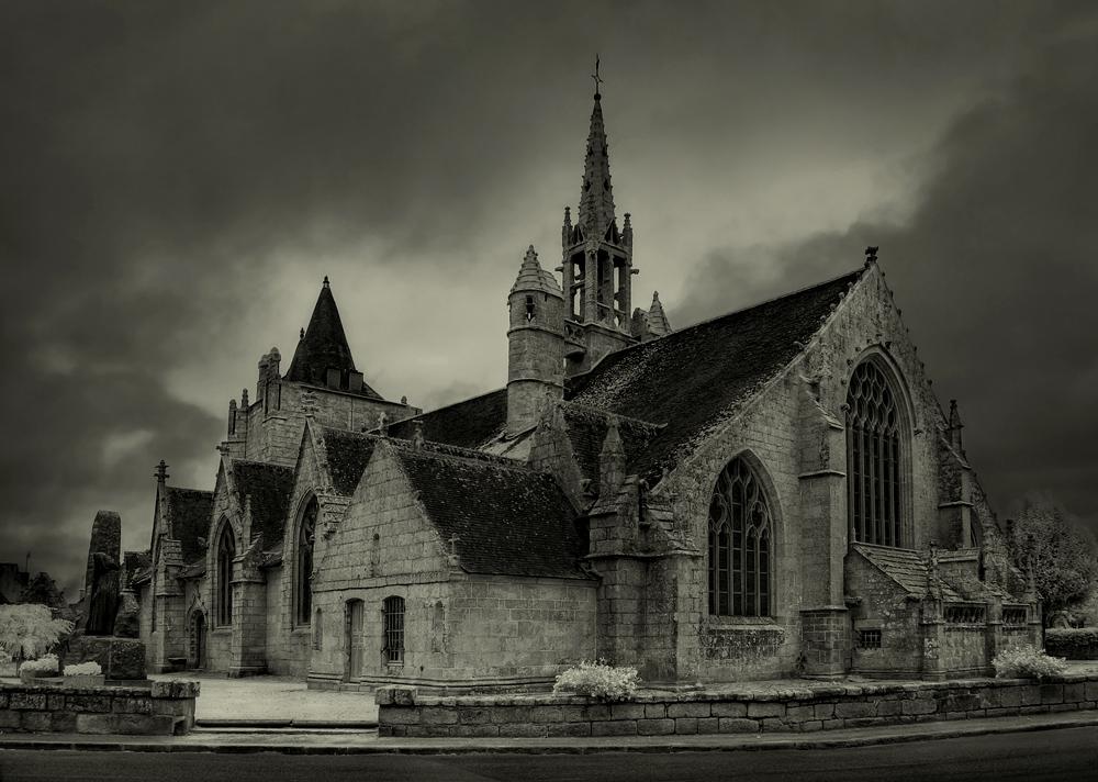 ~ Eglise Saint-Nonna ~