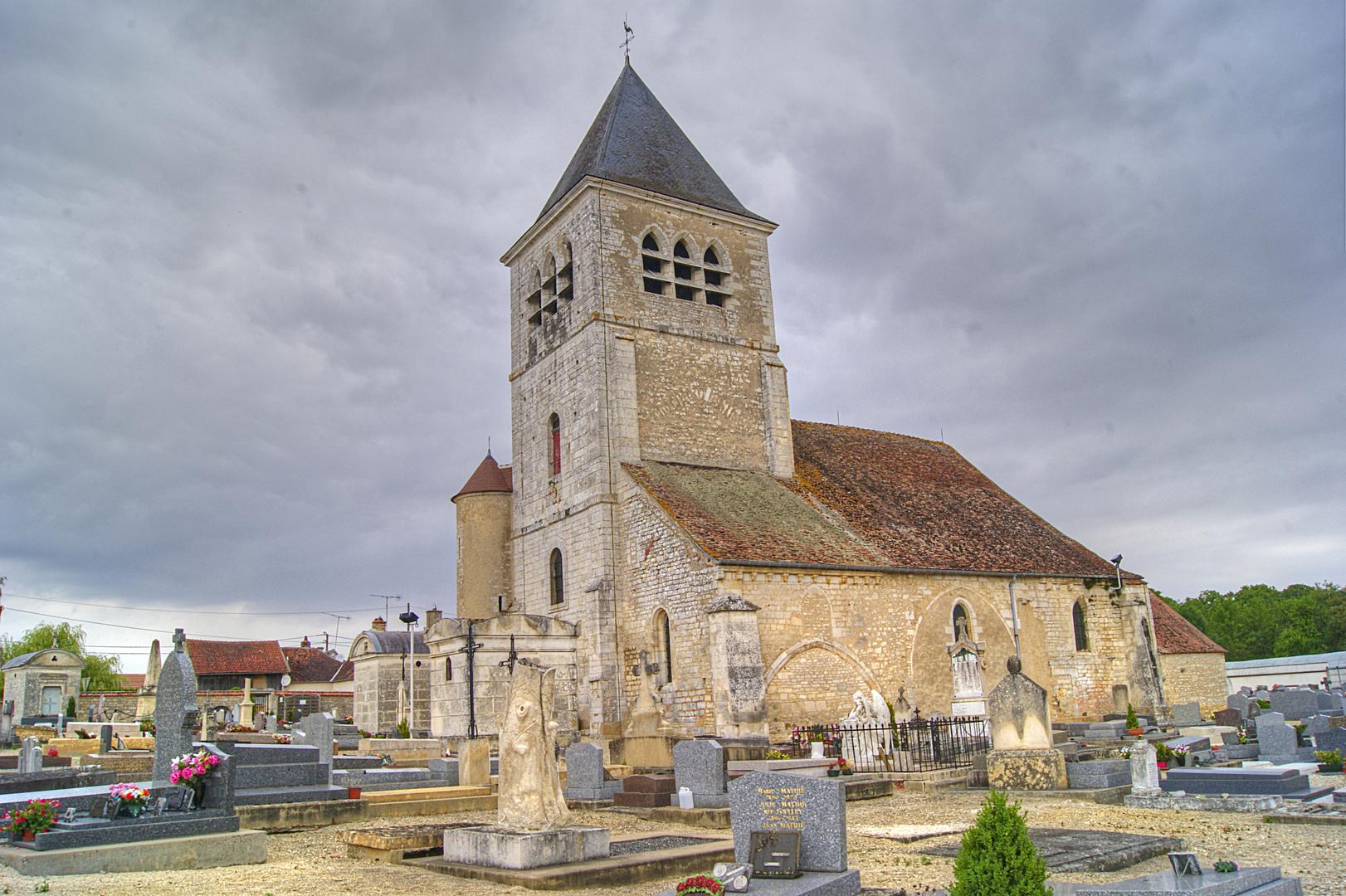 église saint pierre, chablis