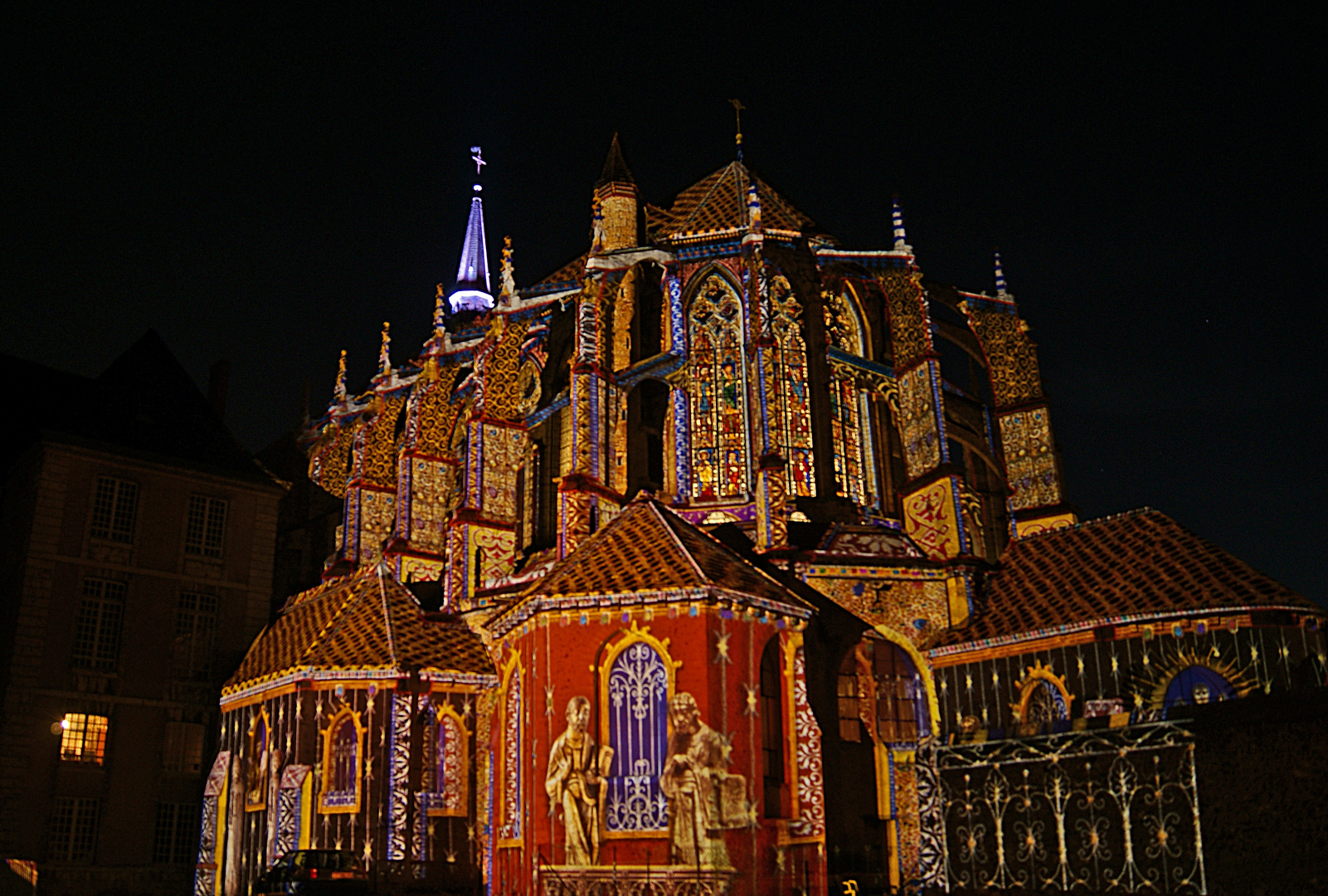 église saint pierre, Chartres