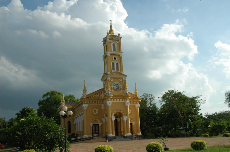 Eglise St Joseph (Ayuttaya)